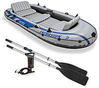 Надувная лодка Intex 68325 Excursion 5