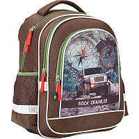 Рюкзак школьный ортопедический Kite Rock crawler (K17-509S-3)