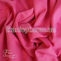 Ткань Французский трикотаж  (малиновый)