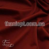 Ткань Французский трикотаж (терракот)