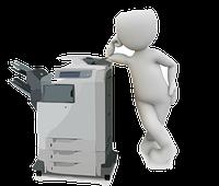 Ксерокопия, печать документов с электронных носителей