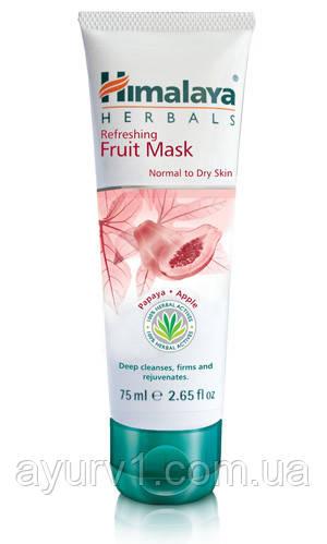Himalaya Herbals Маска для лица для нормальной и сухой кожи Папая и Яблоко Хималая Хербалс / 50 мл