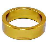 Кольцо под вилку 10mm, золото