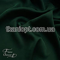 Ткань Шифон шелк (изумруд)