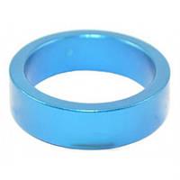 Кольцо под вилку 10mm, синее