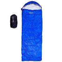 Спальник 200г/м2 синій S1004-bl