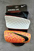 Щитки Nike Mercurial Lite оранжевые