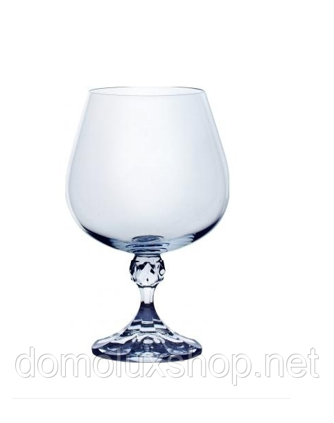 Bohemia Julia Набор бокалов для коньяка 400 мл (40428)