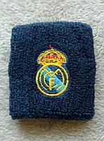 Напульсник Реал Мадрид синий