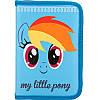 Пенал школьный девочке Kite My Little Pony LP17-622-1