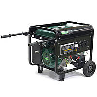 Электрогенератор бензиновый Iron Angel EG 5500 E
