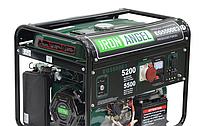 Электрогенератор бензиновый Iron Angel EG 5500 E3
