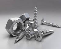 Изделия из латуни, меди, алюминия и полиамида