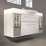 Влагостойкая мебель для ванной Fancy Marble