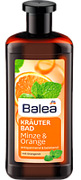 Пена для ванны Balea Kräuterbad Minze & Orange, 500 ml