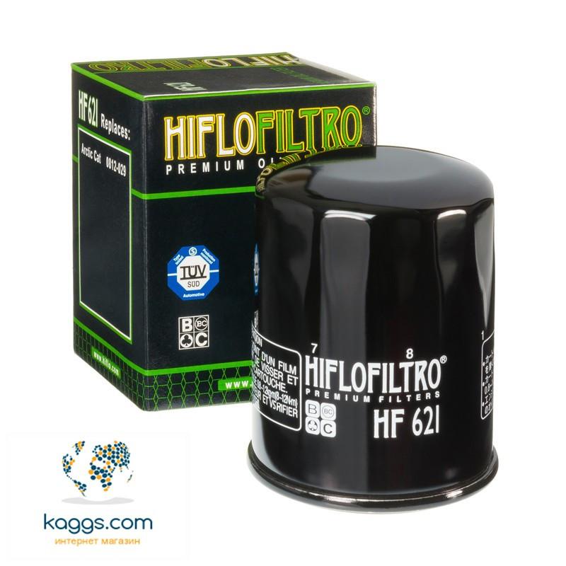 Масляный фильтр Hiflo HF621 для Arctic Cat
