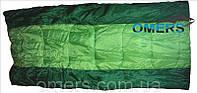 Спальный мешок Verus Des Green +10+7С Одеяльный