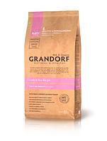 Корм для щенков ягненок с рисом Grandorf (Грандорф)Sensitive Care Holistic Lamb&Rice Puppy 12 кг.