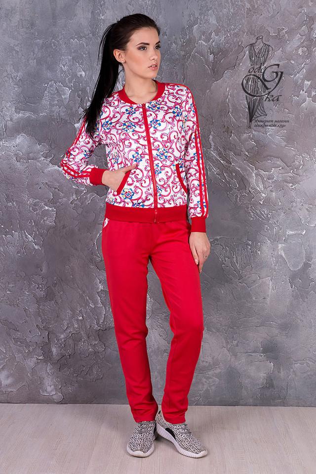 Подобные товары-1 Женского спортивного трикотажного костюма Ванесса