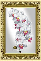 """Схема для вишивки бісером """"Гілка орхідеї"""" ВКВ-150"""