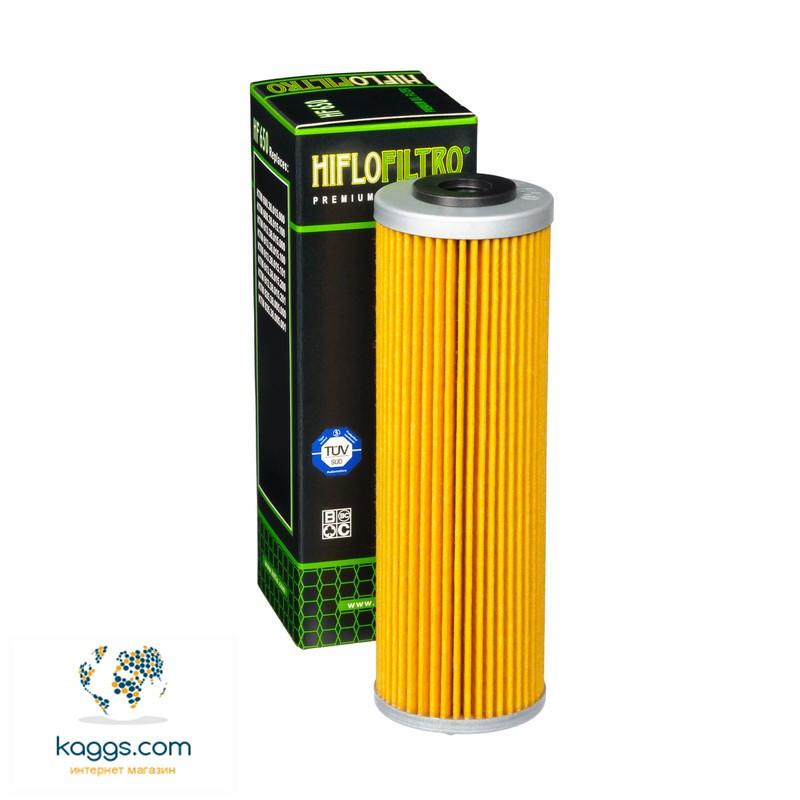 Масляный фильтр Hiflo HF650 для Husqvarna, KTM.