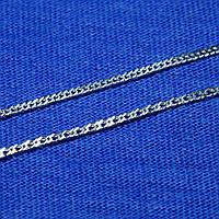 Панцирная цепочка серебро Двойной Ромб 55 см 2.2 грамм 90106203041