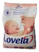Детский гипоаллергенный стиральный порошок LOVELA 1. 8kg