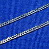 Серебряная цепочка Панцирная 55 см 90106205041