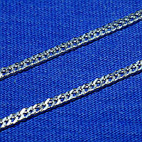 Серебряная цепочка Панцирная 55 см 90106205041, фото 1