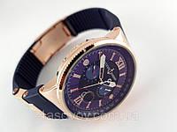 Мужские механические часы Ulysse Nardin - Maxi Marine  с автозаводом, цвет корпуса золото, морская линия, фото 1