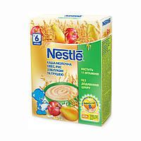 Молочная каша Nestle овес рис яблоко груша с 6 месяцев 200 гр.