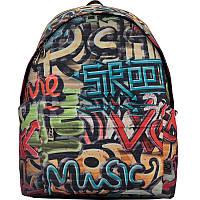 GO17-112M-4 Рюкзак для школьников и взрослых GoPack