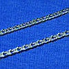 Серебряная цепочка Двойной Ромб 3,5 мм, 50 см 90106206041