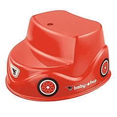 Для ванной комнаты стульчик-стенд  Baby-Step с двумя уровнями BIG  56804