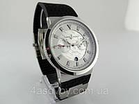 Мужские часы Ulysse Nardin - Automatic -  механические с автозаводом, копия ААА, цвет металлик