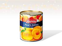 Консервированный персик Harvin Peach Halves 850ml (шт.)