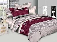 Полуторный набор постельного белья Ранфорс 124