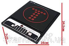 Плита индукционная TURBO TV-2340W