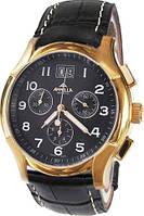 Часы APPELLA  A-637-1014 кварц. Chronograph браслет