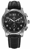 Часы APPELLA  A-637-3014 кварц. Chronograph браслет