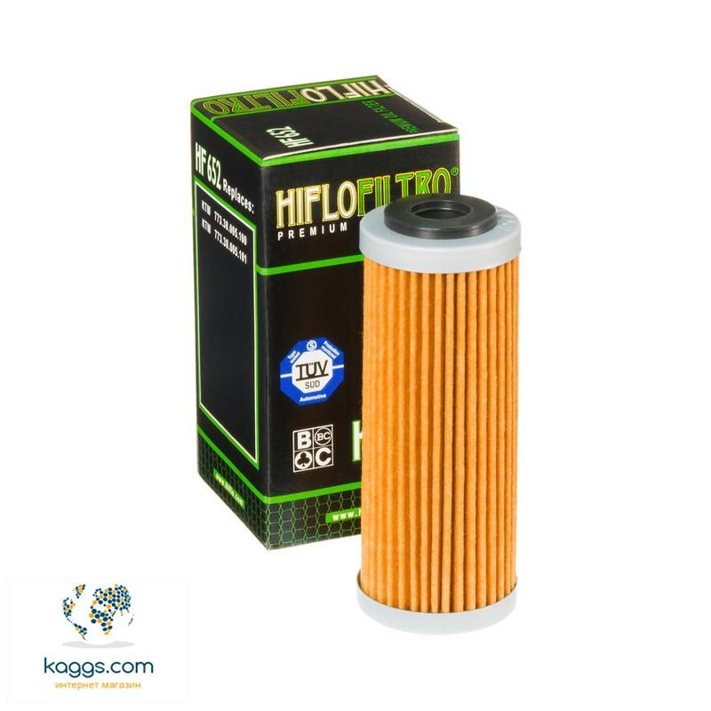 Масляный фильтр Hiflo HF652 для Husaberg, Husqvarna, KTM.