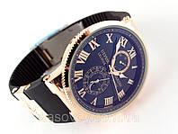 Мужские механические часы Ulysse Nardin - Le Locle 1845 с автозаводом,