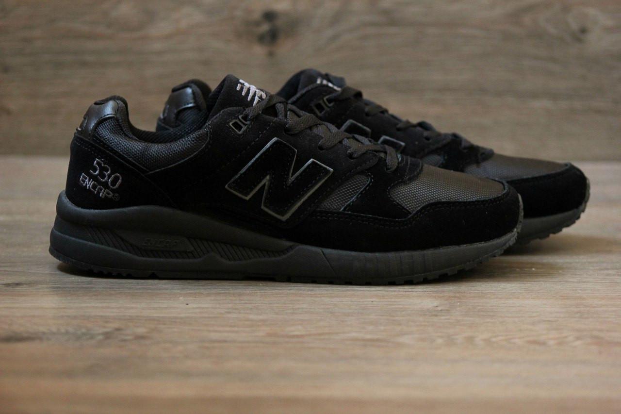 Кроссовки New Balance 530 Encap кроссовки нью беланс материал замша+подошва  пенка ff3479e6d8b6f
