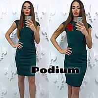 Короткое женское платье Milano