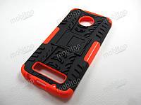 Бронированный чехол Motorola Moto Z Play XT1635 (оранжевый)