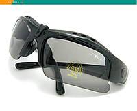 Тактические защитные очки Strelok STR-41 съмный уплотнитель