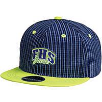 Бейсболка для мальчика с прямым козырьком FHS