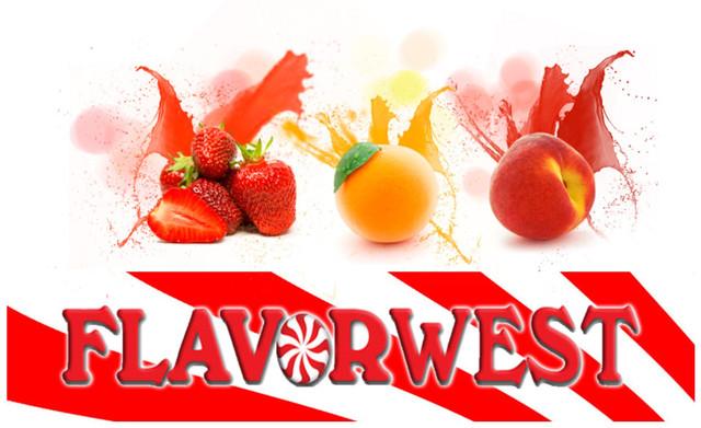 Фруктово-ягідні ароматизатори Flavor West