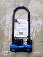 Надежный велозамок , 7 уровень защиты, U-lock Хит Продажа !!!