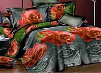 Двуспальный набор постельного белья Ранфорс 126